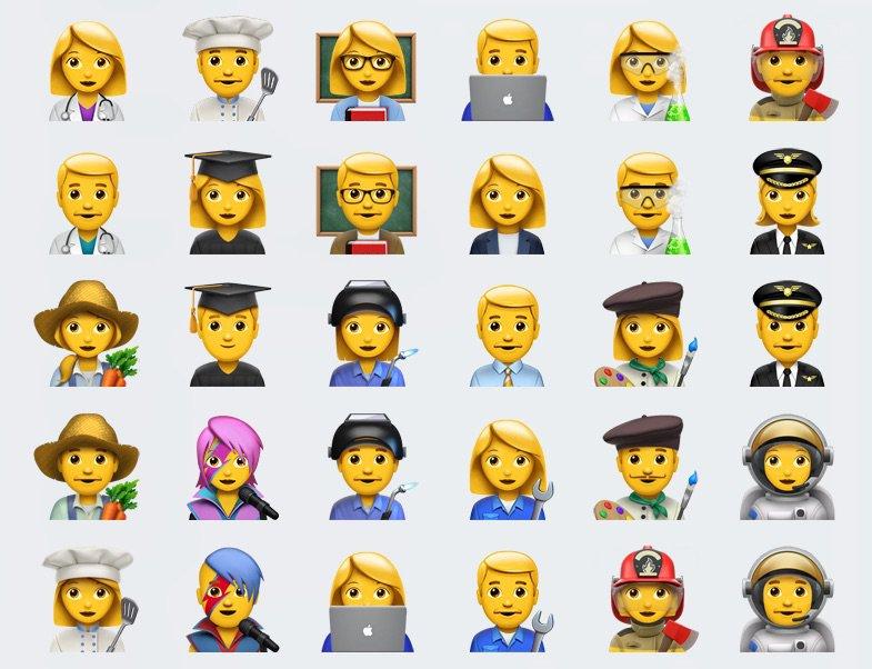 emoji ios 10.2