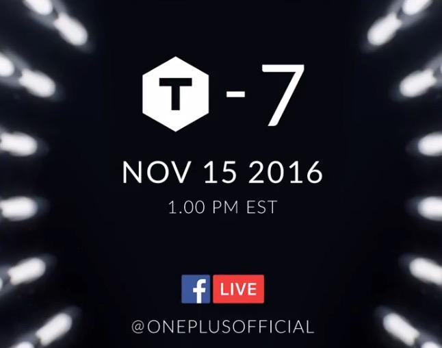 oneplus 3t evento 1