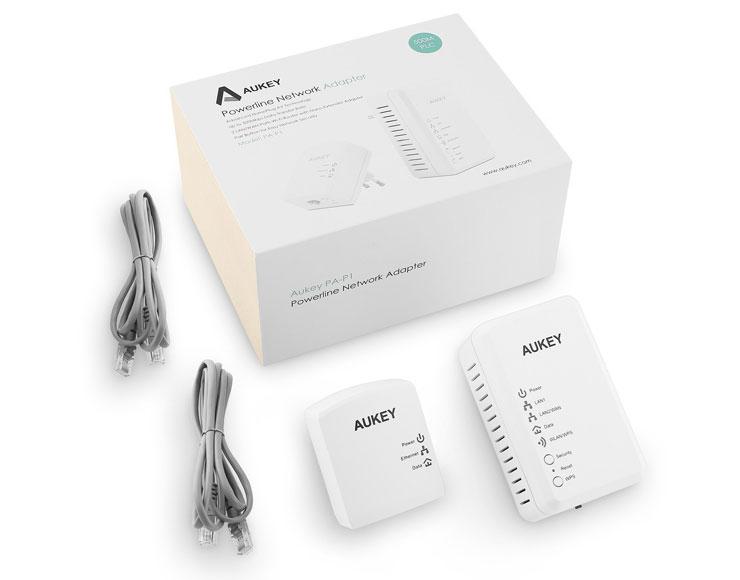 Recensione adattatore poweline aukey pa p1 internet sulla for Software di progettazione domestica moderna