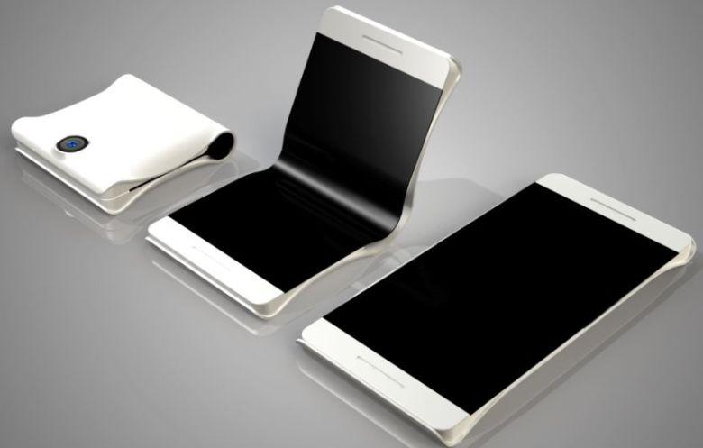 smartphone conchiglia