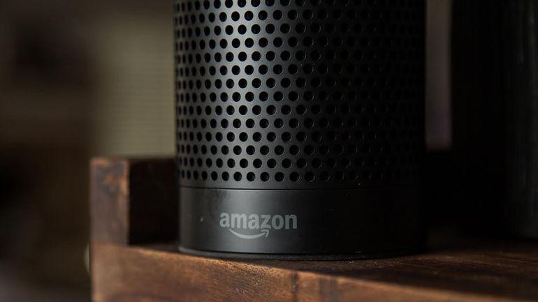 Amazon Echo polizia
