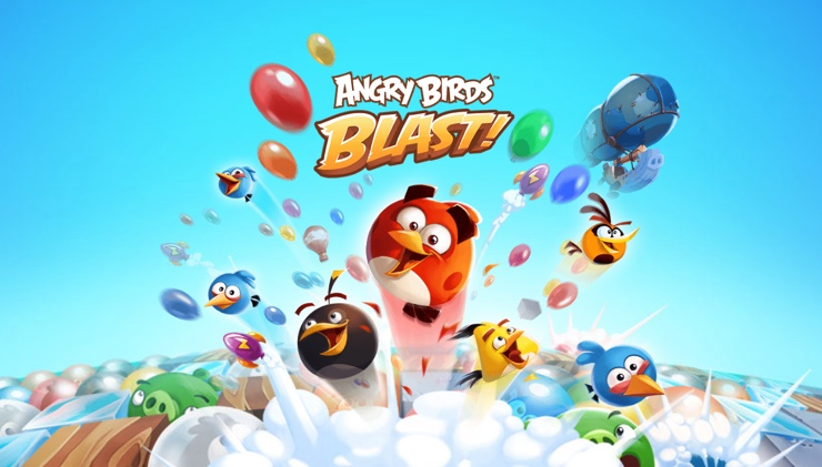angry birds blast 10