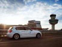 DriveNow, il car sharing di lusso arriva all'aeroporto di Milano Linate