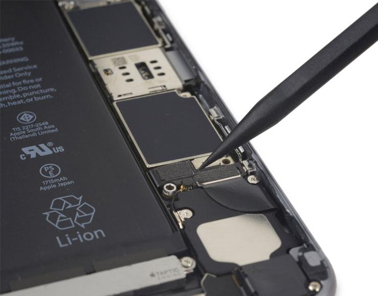 HTC e Motorola - Foto batteria iPhone 6