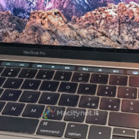 Recensione MacBook Pro 2016 Touch Bar
