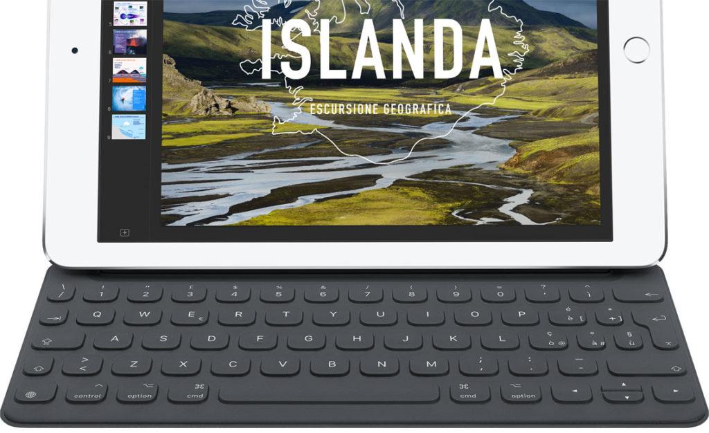 anti macchina Smart Keyboard brevetto apple