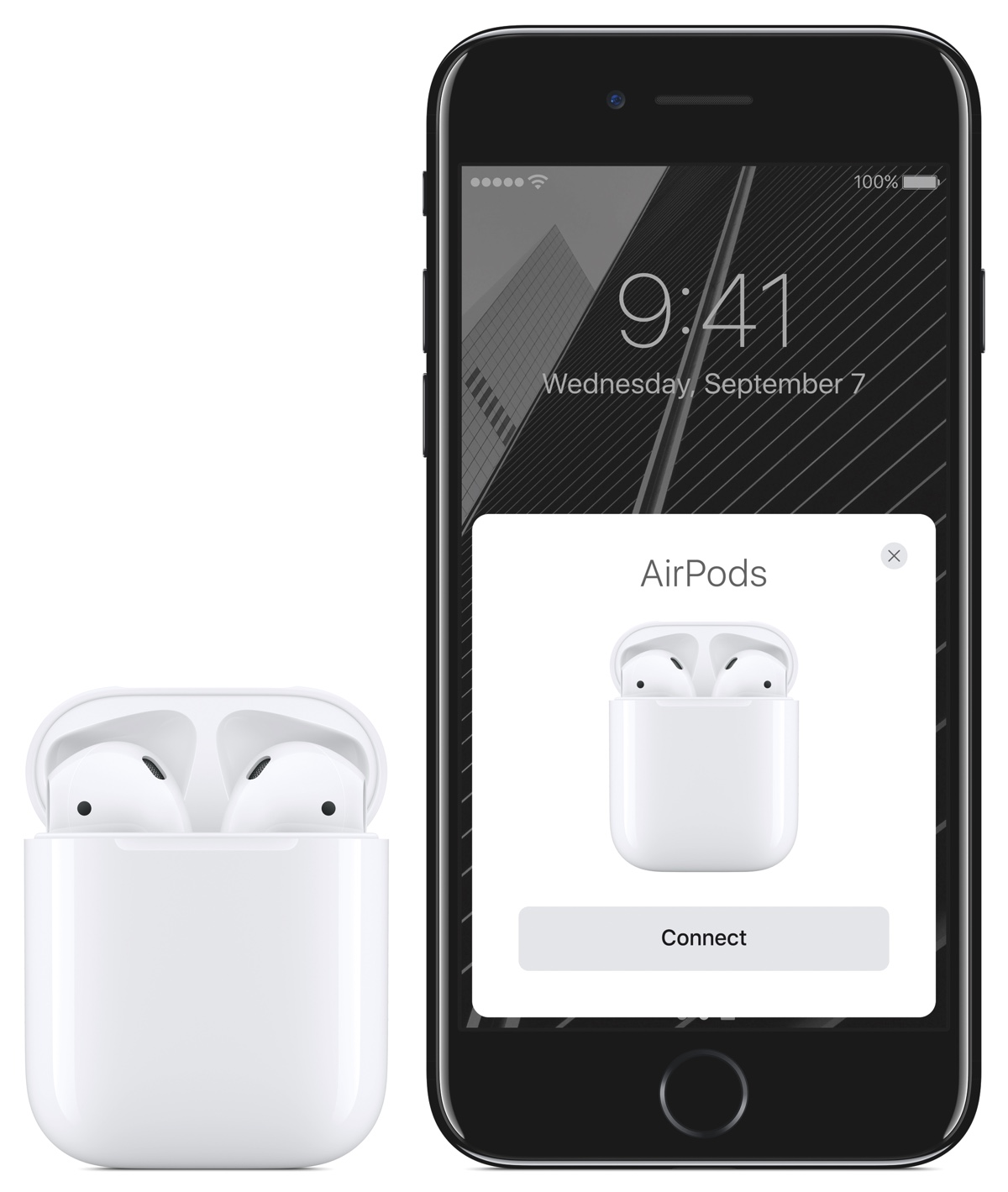 airpods iphone 7 pairing