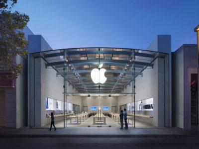 furto con spaccata apple-store-palo-alto