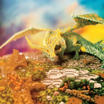 beautiful minecraft7-dragon-2