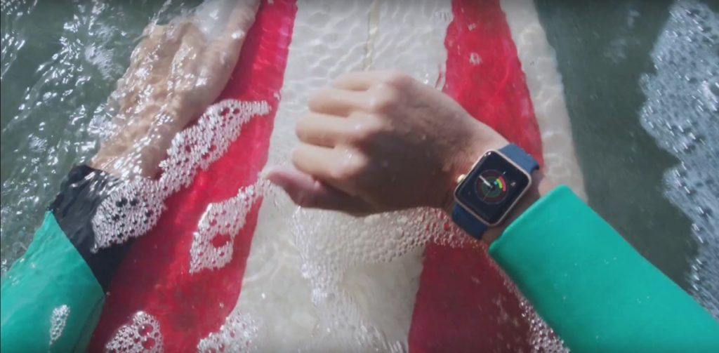 due nuovi spot apple watch