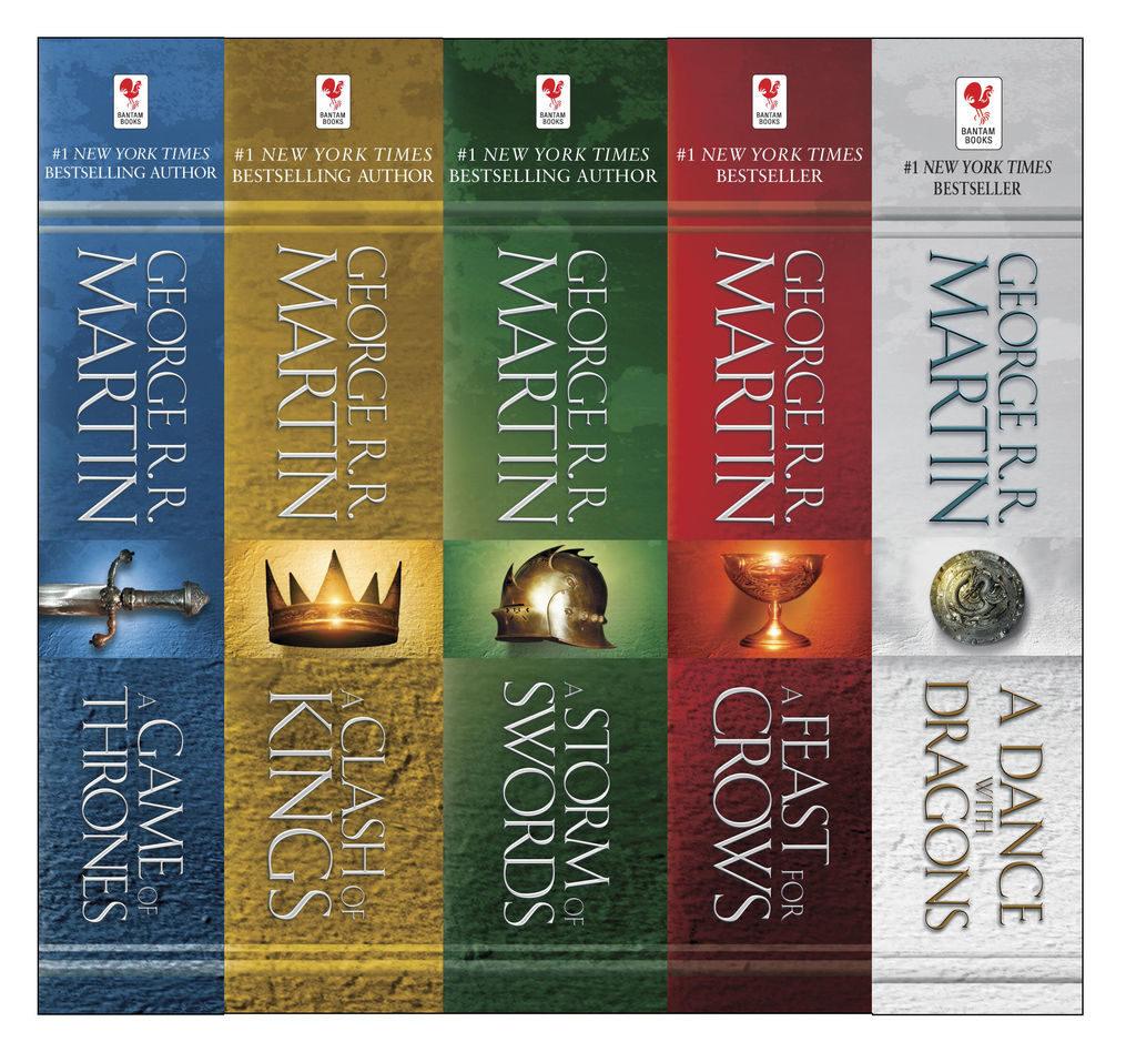 game of thrones 1000 saga-ibooks