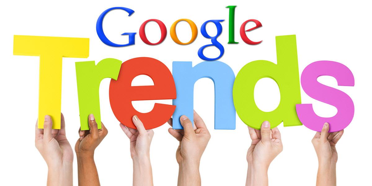 google trend 2016