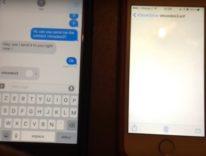 MMS manda in crash eterno l'app Messaggi di qualsiasi iPhone