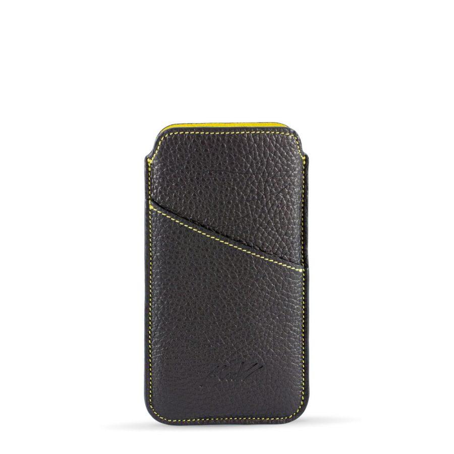cura custodia pelle iphone