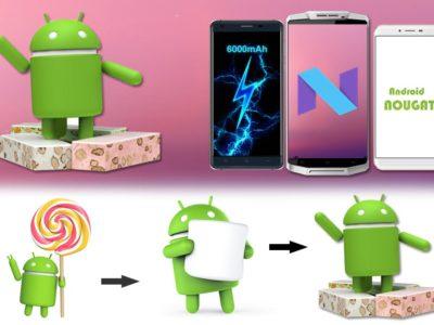 oukitel android
