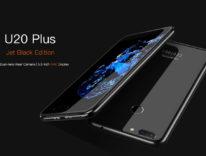 Non solo iPhone: anche Oukitel U20 Plus è Jet Black