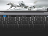 Photoshop prende il controllo della Touch Bar di MacBook Pro 2016