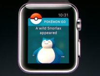 Pokemon GO Apple Watch è ancora in cantiere