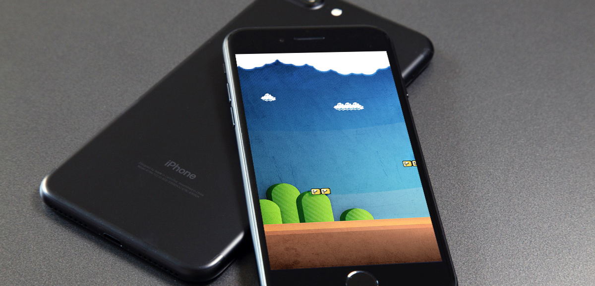 Preparate Iphone A Super Mario Run Con Gli Sfondi A Tema Macitynetit