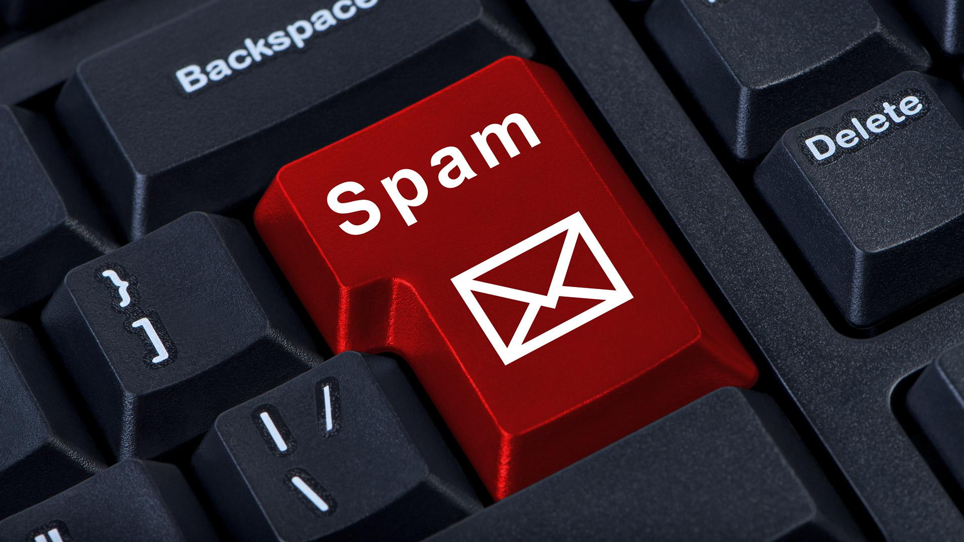 spam perché