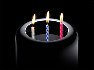 """Il Mac Pro """"festeggia"""" tre anni di vita. Foto: Joel Bernstein"""