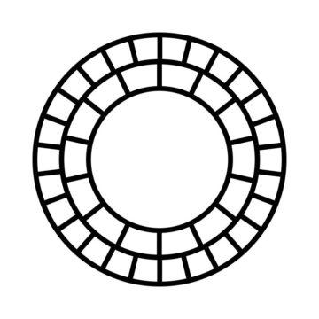 logo della app vsco