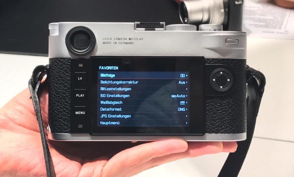 nuova Leica M10