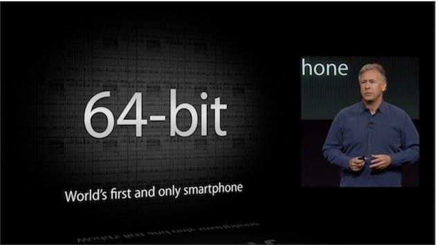 ios 64 bit