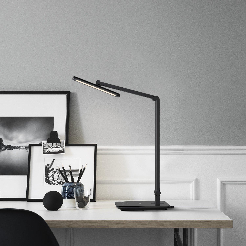 Solo oggi: lampada LED di qualità con porta USB per ricarica a 34 ...