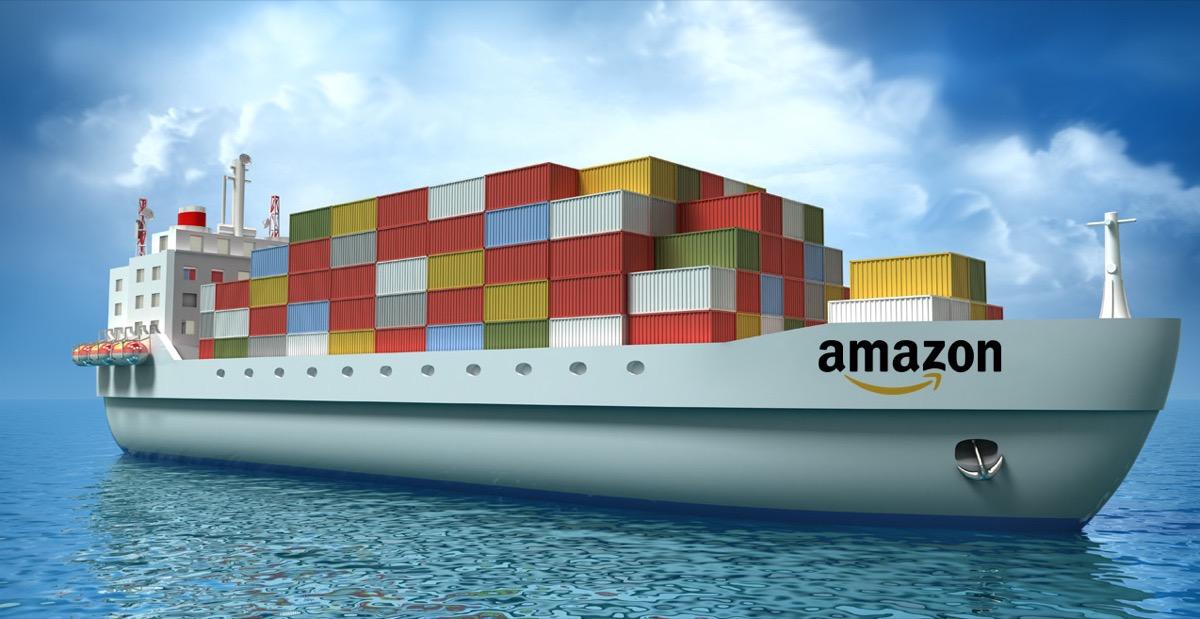 Amazon oceano