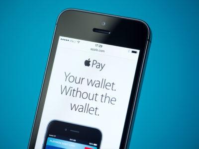 Apple Pay 50%