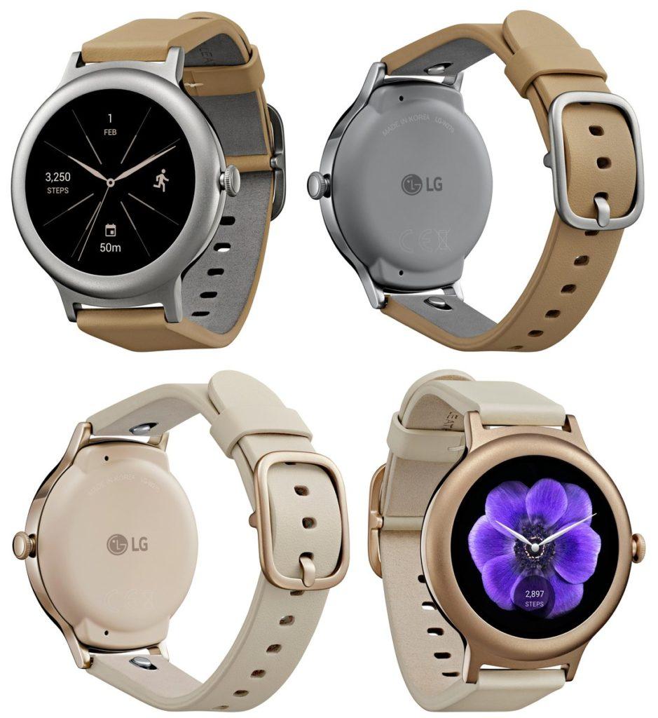 lg g watch style