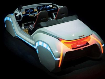 Concept Car Bosch