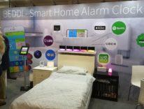 Witti Beddi, la sveglia che interagisce con smartphone e smart Home al CES2017