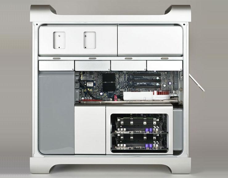 Il vecchio Mac Pro 2010
