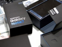 Sviluppo firmware per Galaxy Note 8 e 7 ricondizionati