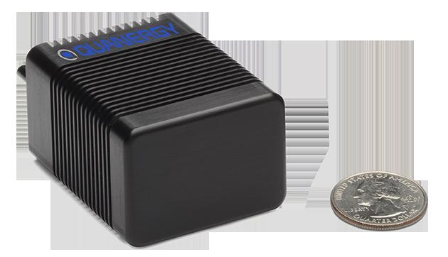il minuscolo sensore LiDAR S3-Qi di Quanergy