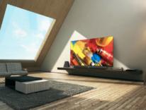 """CES2017: Xiaomi Mi TV 4, la nuova TV 65"""" 4K modulare è più sottile di iPhone e senza bordi"""