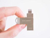 Da Ugreen la mini-chiavetta USB e Lightning tutta in metallo