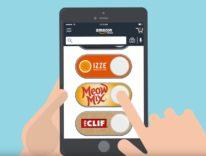 Amazon Dash, i tasti per gli ordini veloci diventano virtuali
