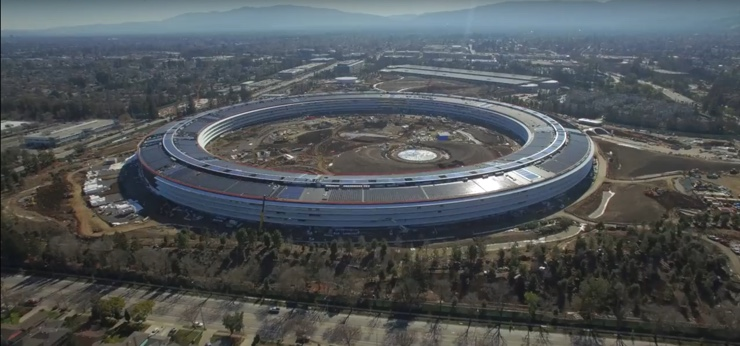 apple campus 2 30gen17