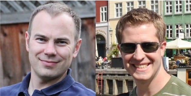 Chris Lattner (a sinistra) e Ted Kremenek
