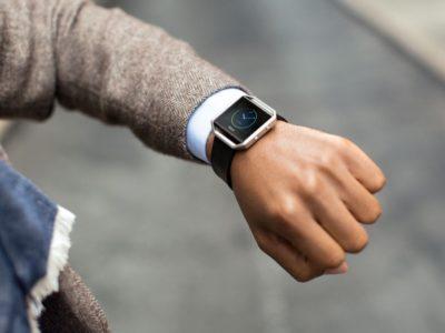 Fitbit taglia