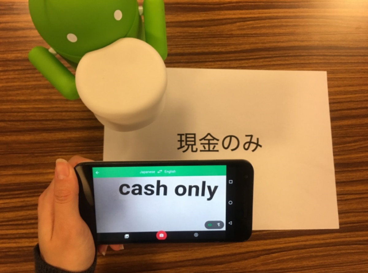 Tradurre con la fotocamera l 39 app ios di google legge il for Traduttore apple