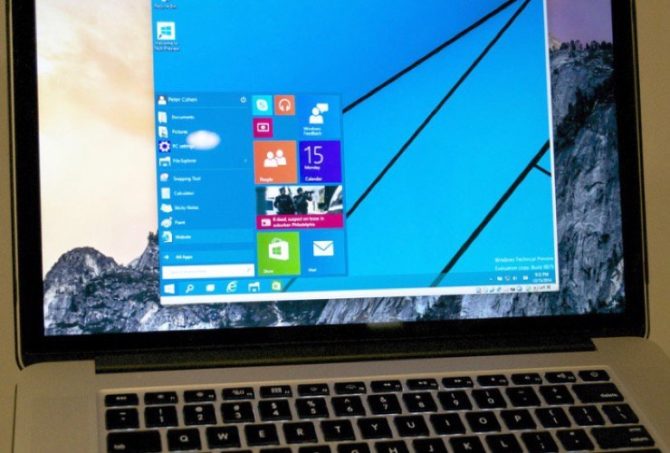 mac bootcamp windows 10 requirements