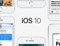 Adozione iOS 10, è installato in 3 dispositivi su 4 compatibili
