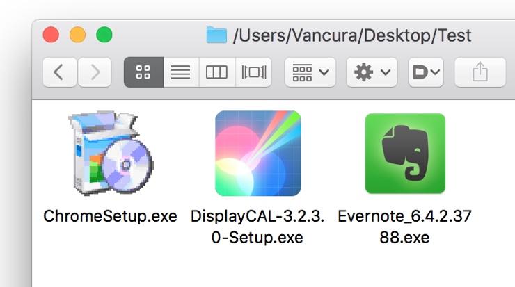 icone windows su Mac 740 icon