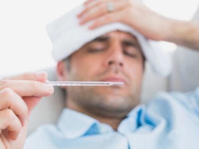 smartwatch influenza