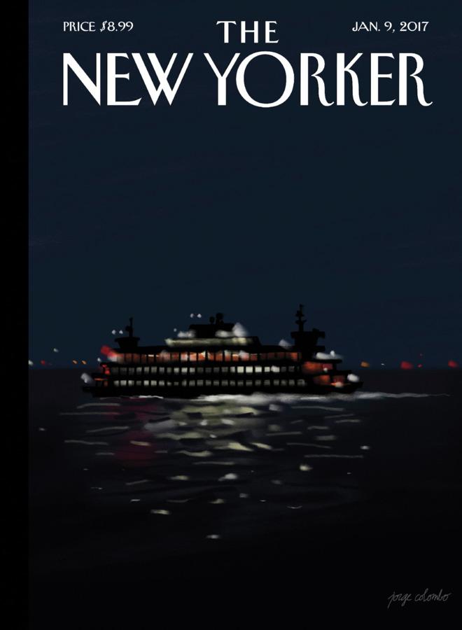ipad pro e apple pencil New Yorker