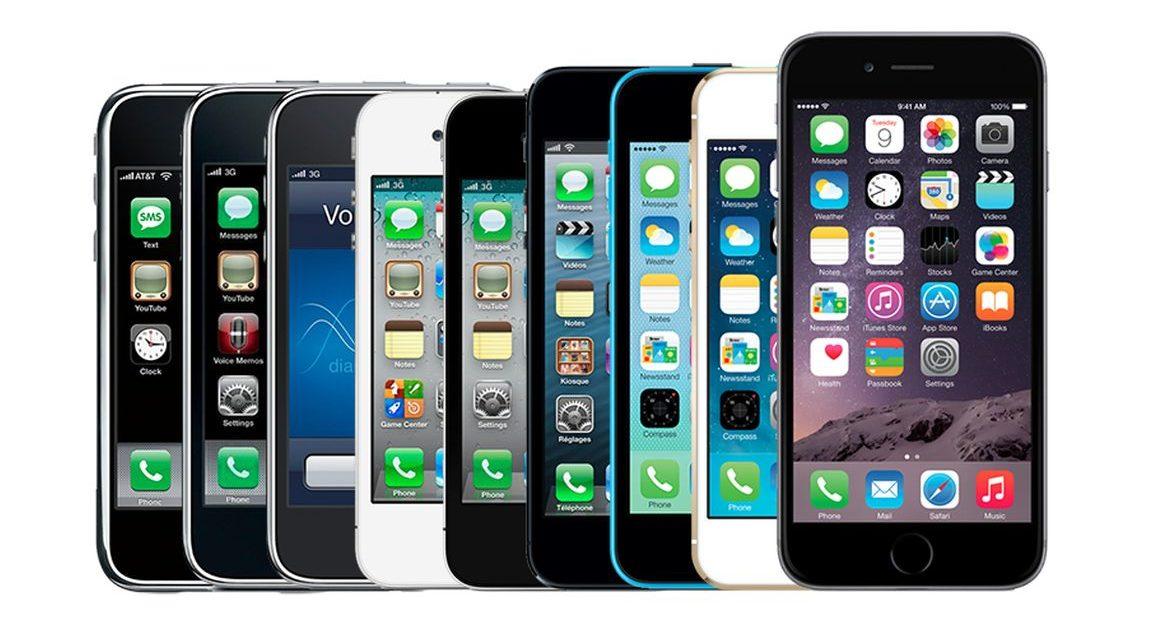storia di iPhone